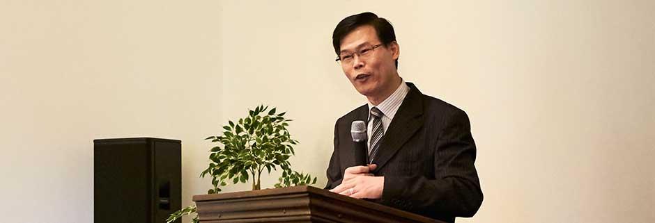 Pastor David Kim