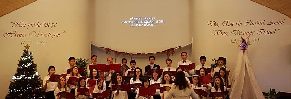 Cantari - Corul Agape