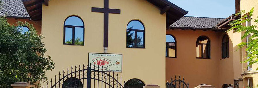 Biserica Crestina Baptista Agape